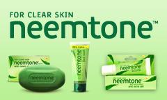 Козметика Neemtone – нов уеб сайт от Калипърс