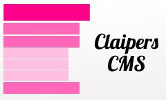 Нов модул в Calipers CMS за създаване и управление на Менюта в уеб сайтовете