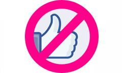 """Без повече """"Харесай, за да…"""" във Facebook"""